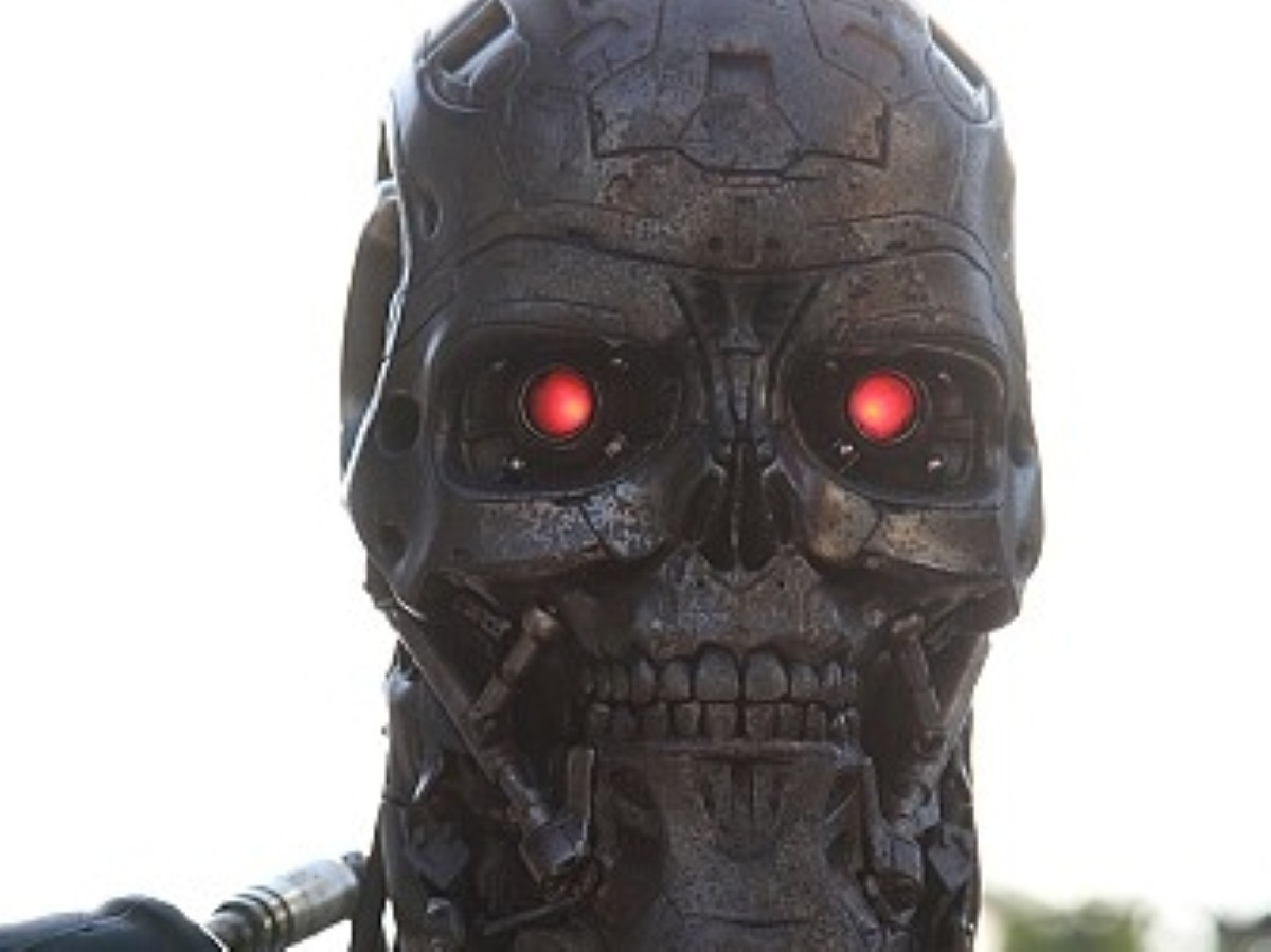 Terminator: Is this George Osborne's vision of the future?