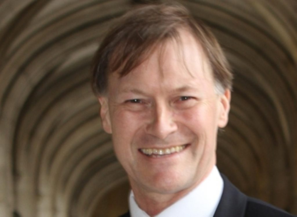 David Amess is the Conservative Member of Parliament for Southend West