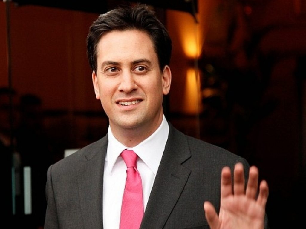 Ed Miliband: 'Disappointed and even ashamed'