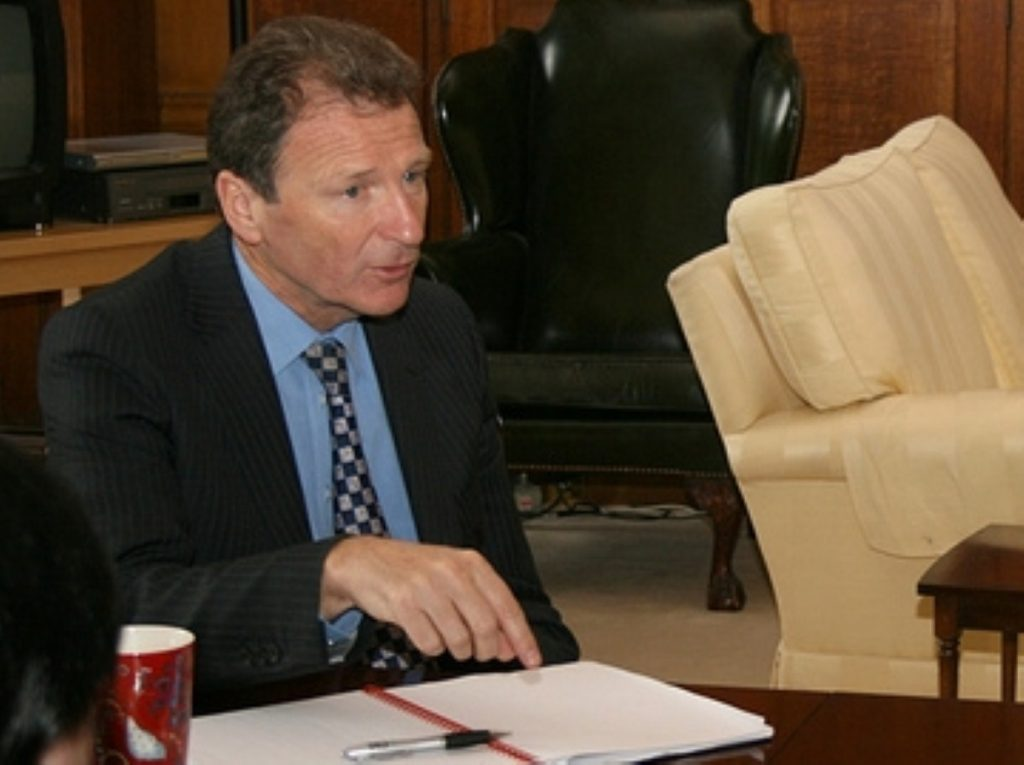 Sir Gus O'Donnell is head of the civil service