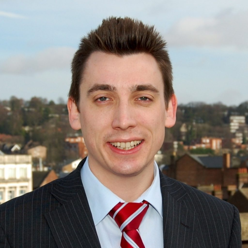 Gavin Shuker MP is shadow minister for floods and water.