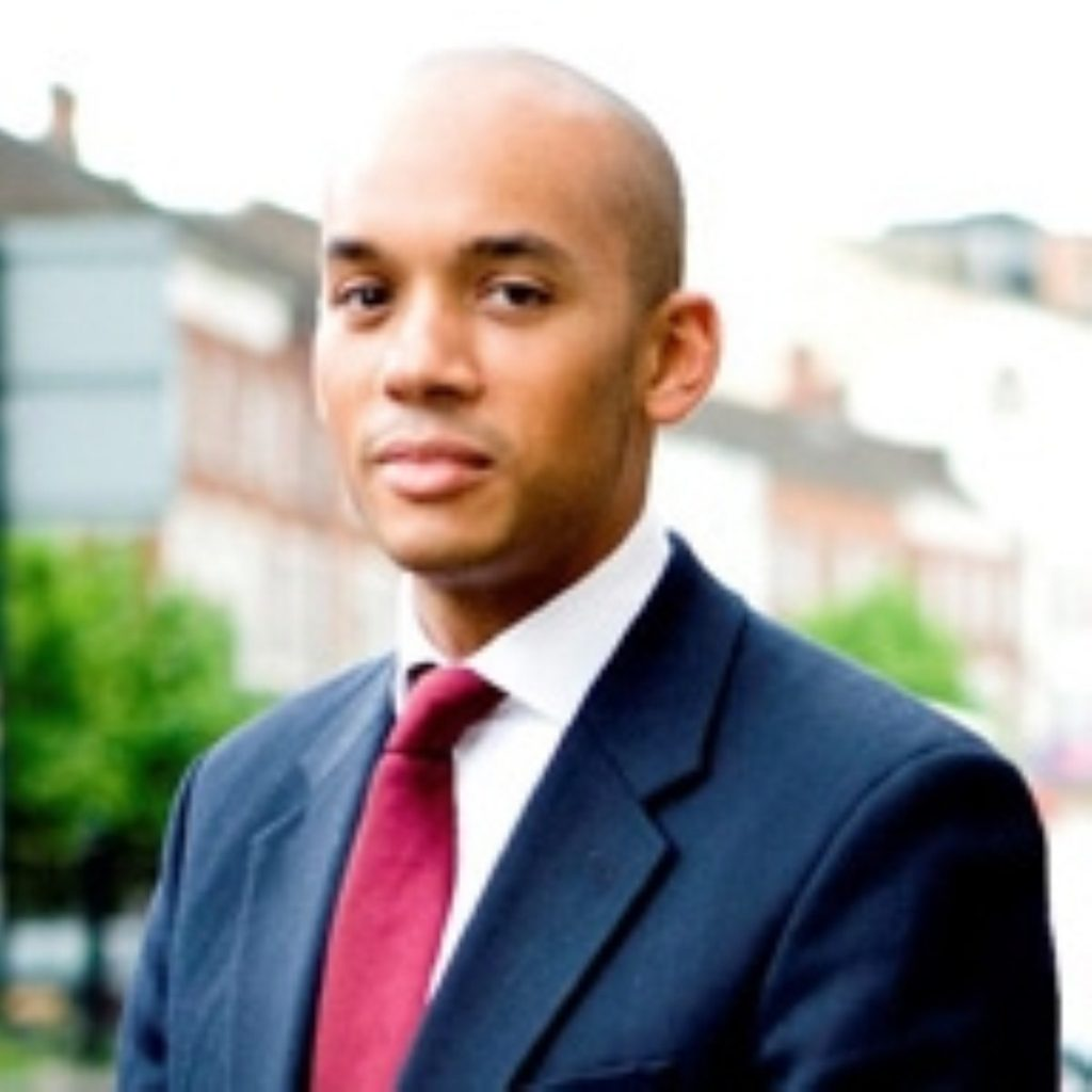 The shadow business secretary is calling for more co-operation between business and government