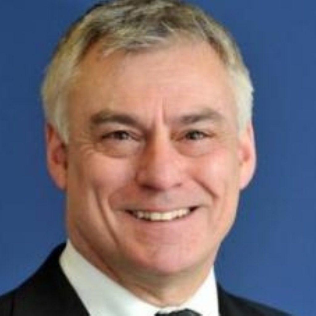 David Ward MP has a majority of just 365