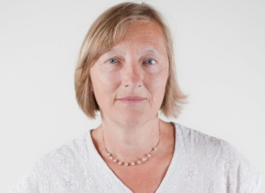Leslie Morphy is chief executive of the homeless charity Crisis