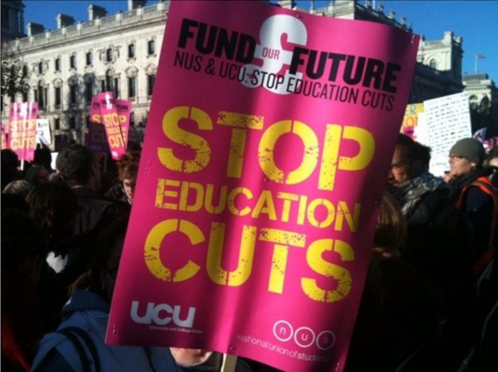 Tuition fee protests returning to parliament