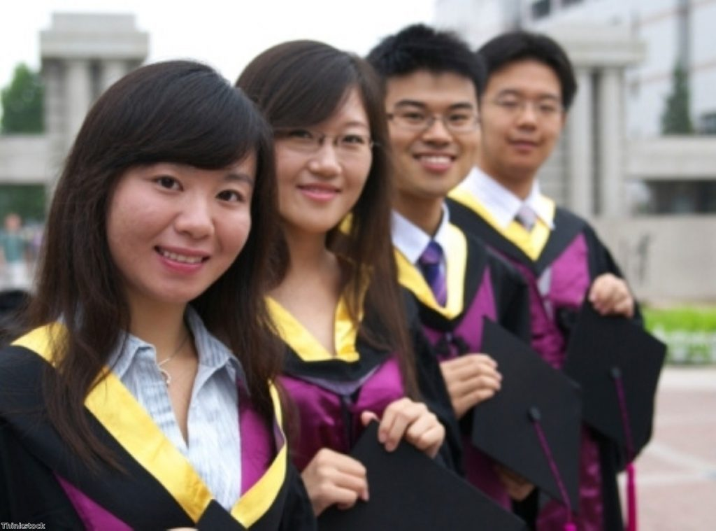 Overseas students: An easy target?