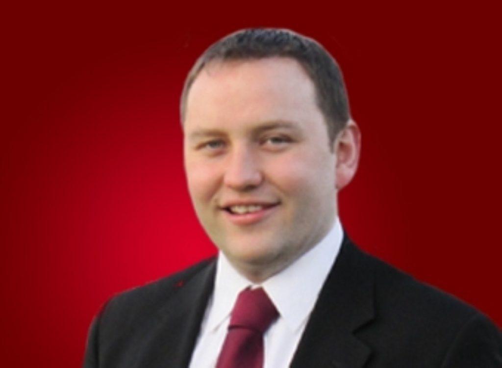 Ian Murray is the Labour MP for Edinburgh South