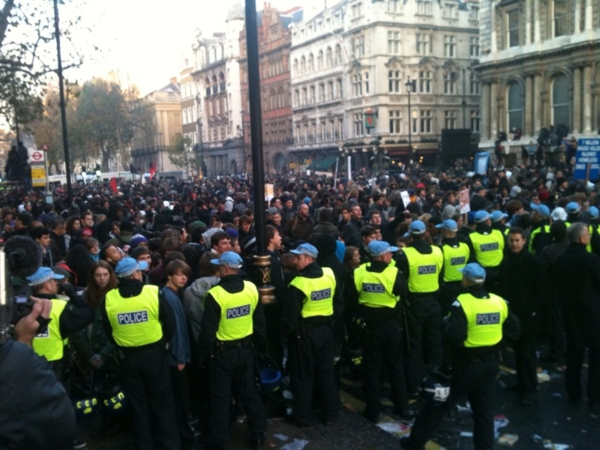 The judgment does not stop police using 'kettling' in the future but it limits its use.