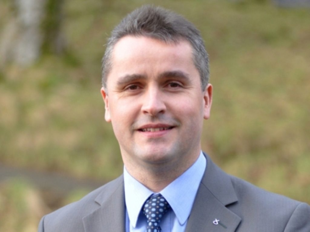 Angus MacNeil is the SNP MP for Na h-Eileanan an Iar.
