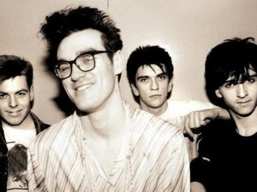 The Smiths: Not Cameron's kind of people