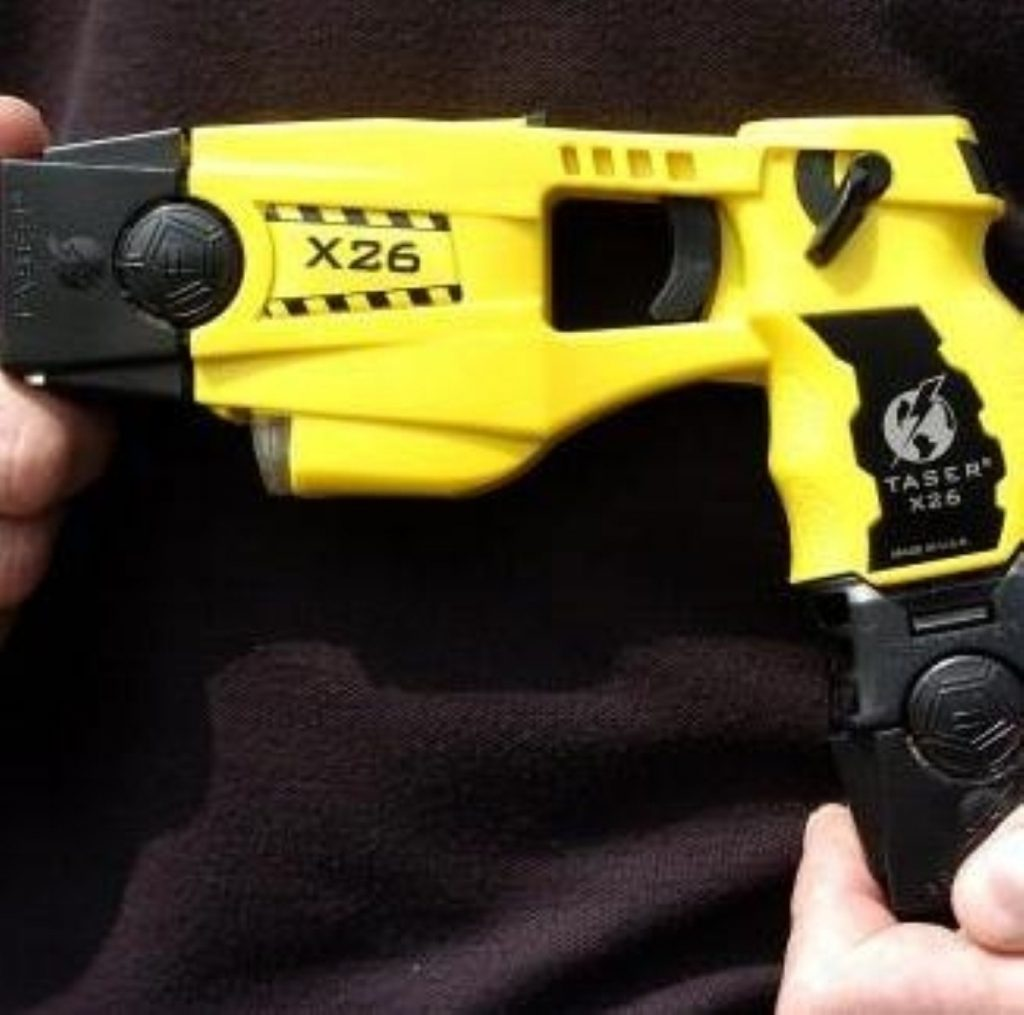 Tasers to spread out across country