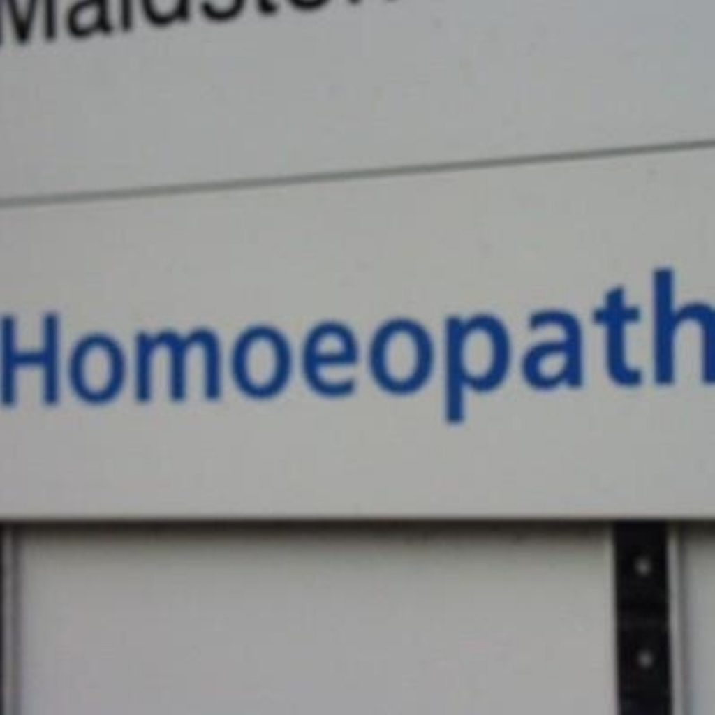 Homeopaths claim treatments do work for many patients