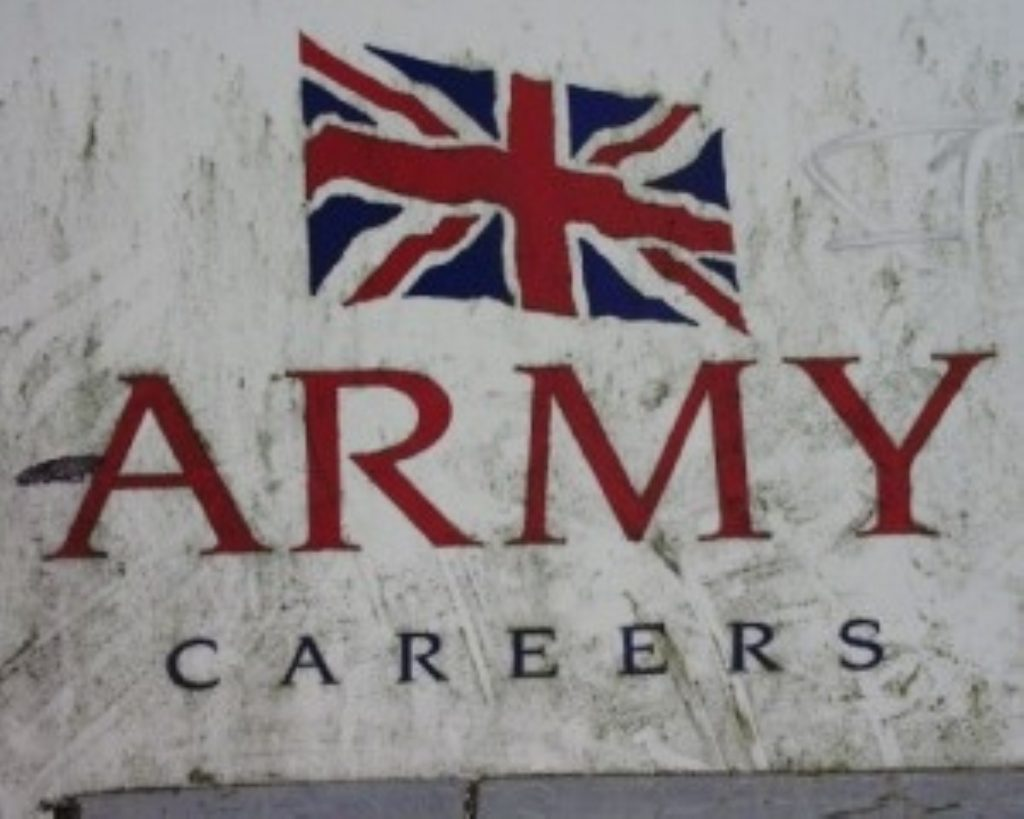 Army urged to take better care of young recruits
