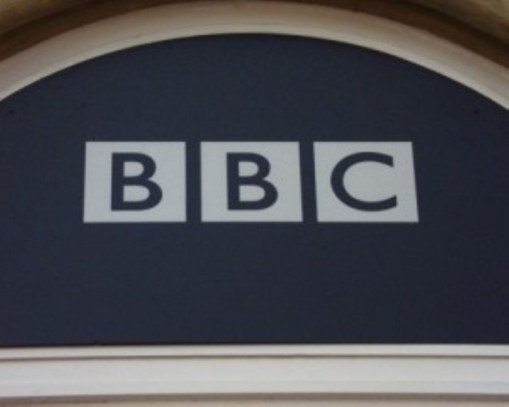 Tories angry with BBC