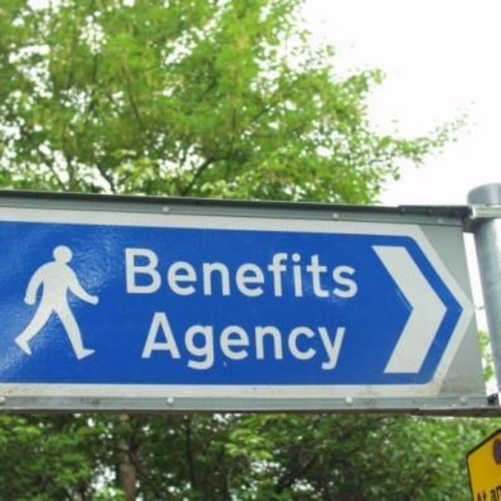 Fewer people claiming main benefits