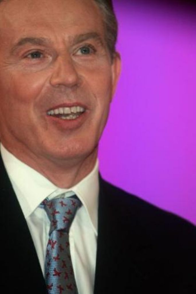 Tony Blair is launching a series of policy reviews