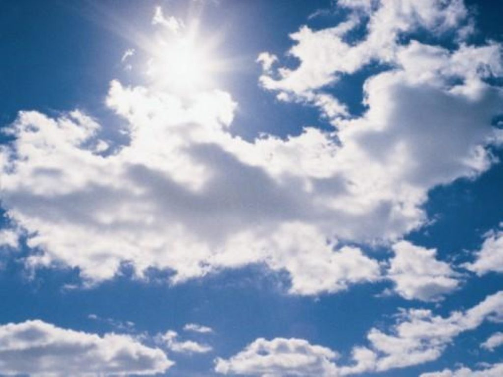 Growth forecast: Sunny with clouds