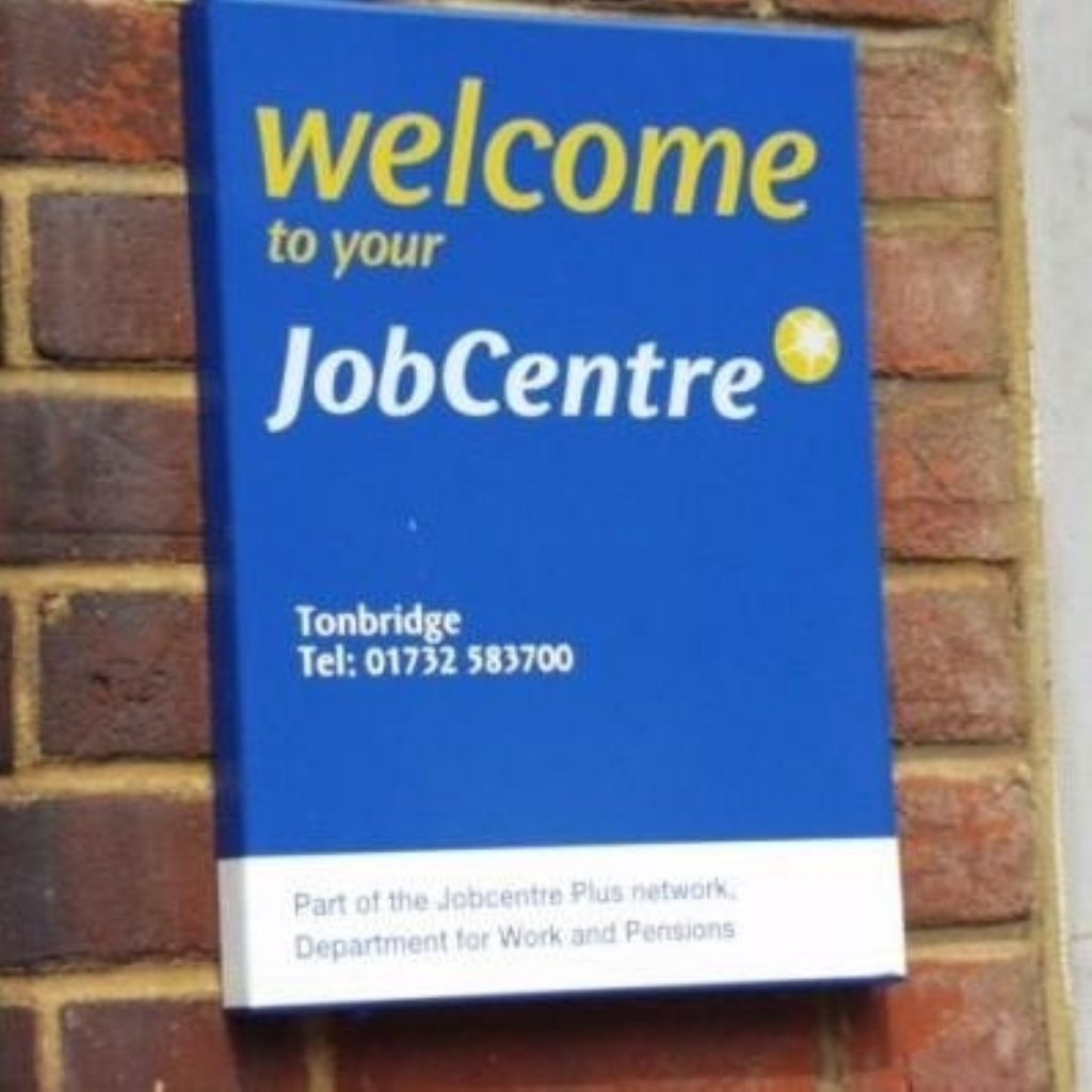 No long term hope for unemployment figures, especially for the youth