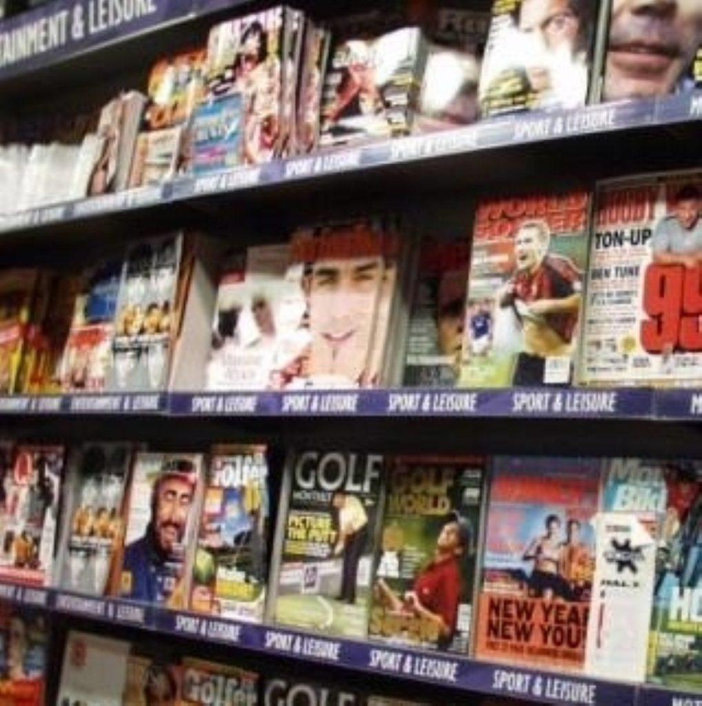 Tories: Lads' mags making UK irresponsible