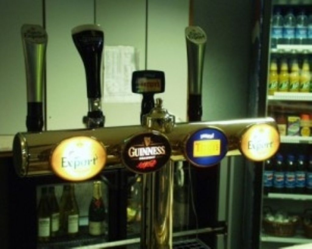 End to Sunday drinking bans for Wales