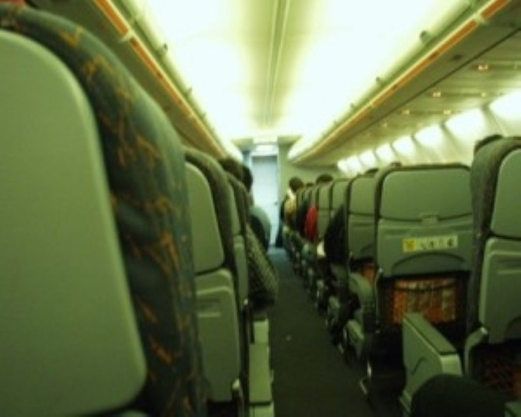 Rare stroke risk related to air travel