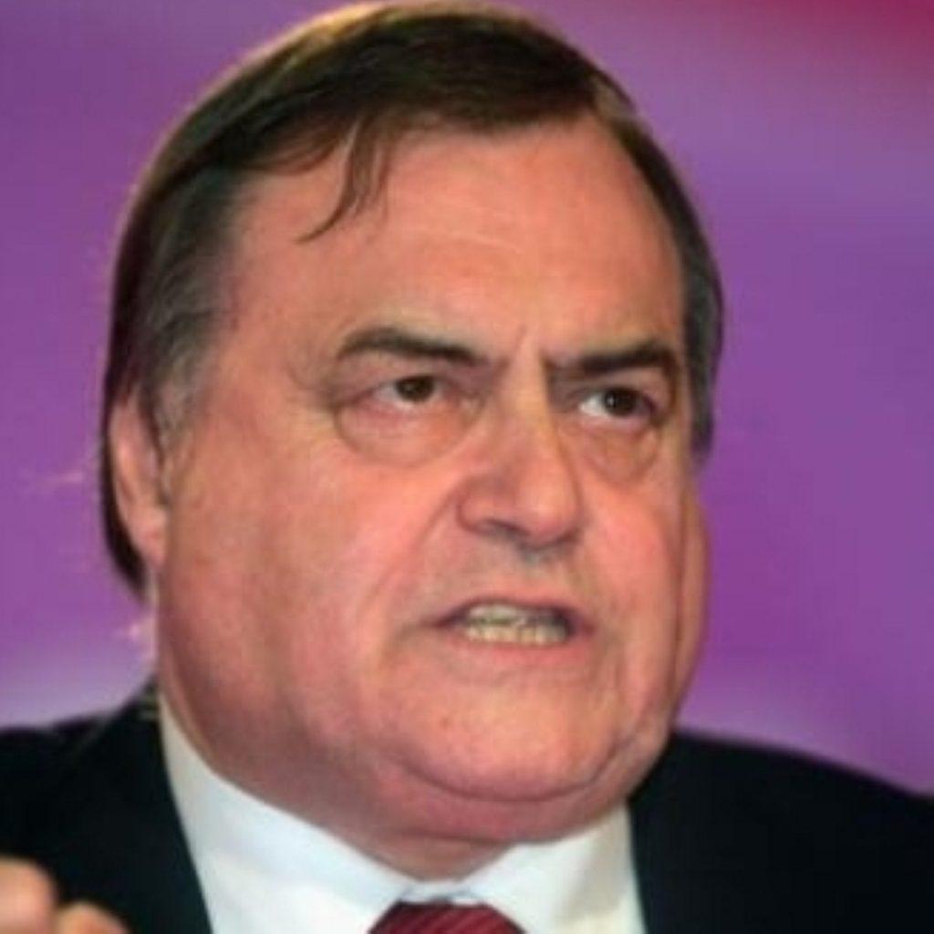 Prescott: I'll intervene in police operations if I'm made commissioner