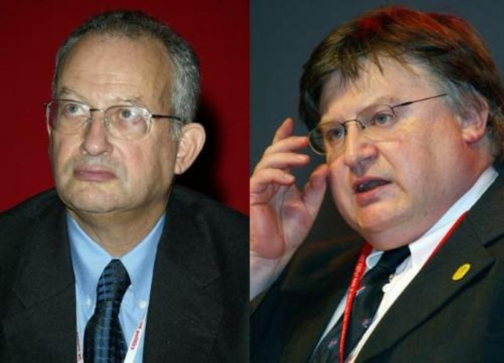 Ian McCartney and Lord Sainsbury questioned by police investigating honours row