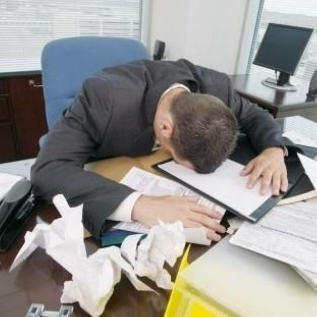 Overworked: TUC call for end to unpaid overtime