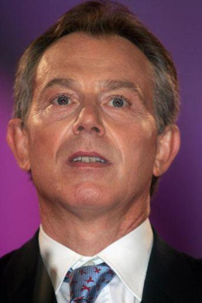 Blair: focus debate on specific families