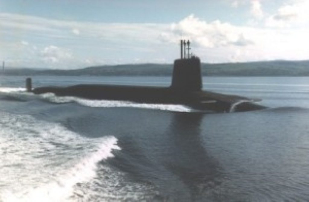 Government to publish plans on the future of Trident