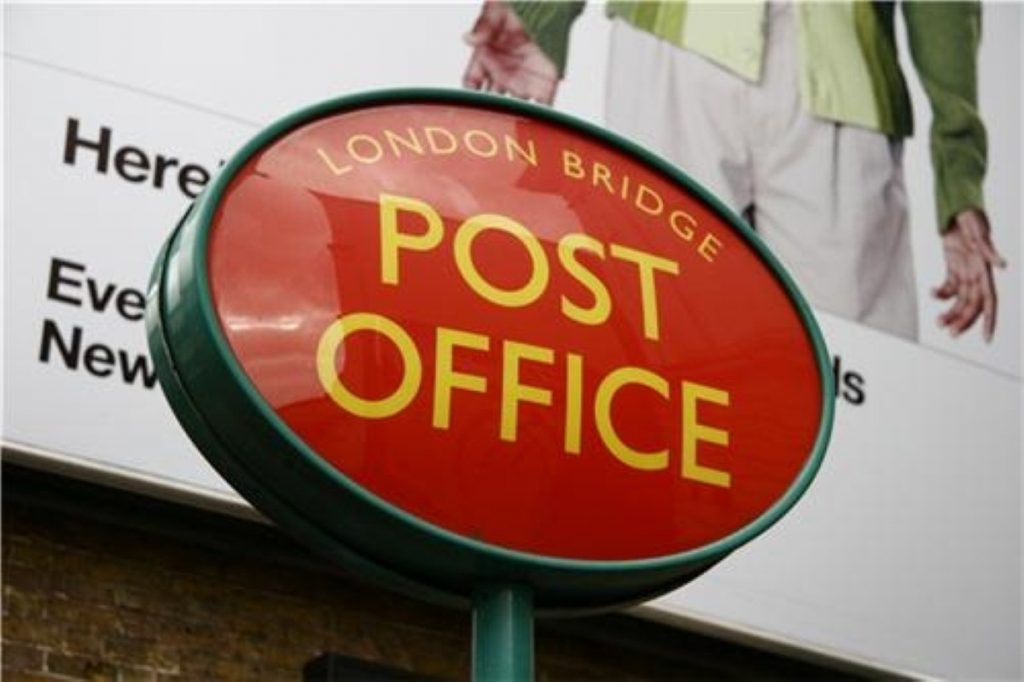 Mass lobby of parliament calls for action on Post Office network