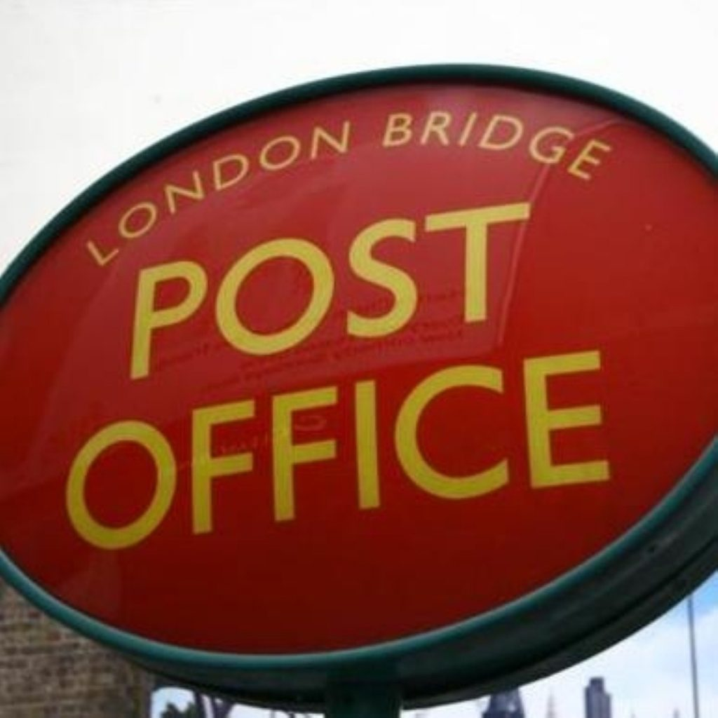 2,500 post offices set to close by end of 2008