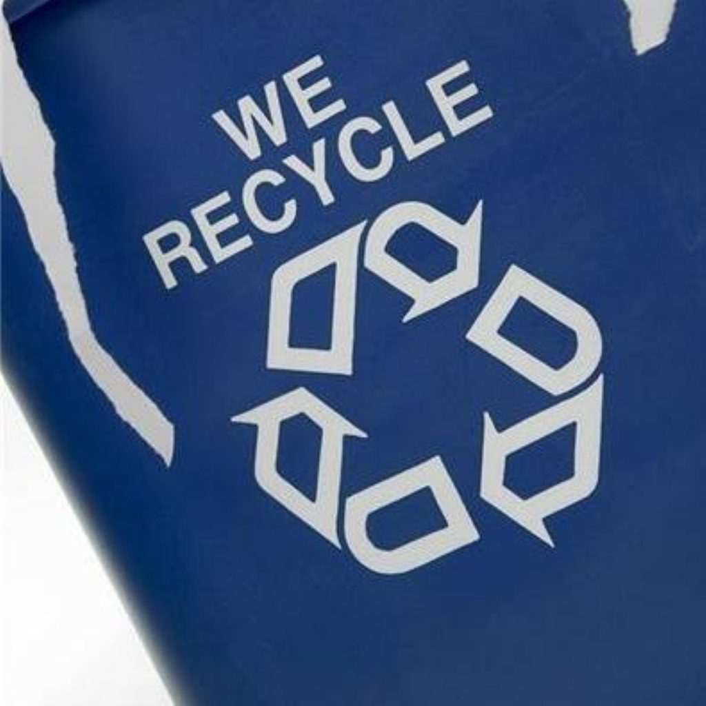 Local recycling services singled out for praise