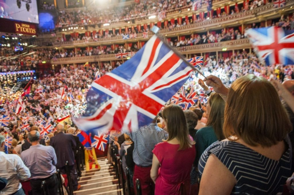 The last night of the Proms: Latest culture war battleground.