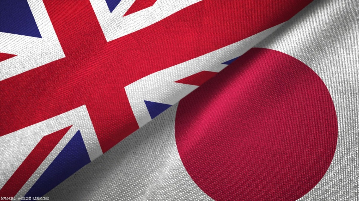 UK-Japan deal dismantles UK's privacy protections