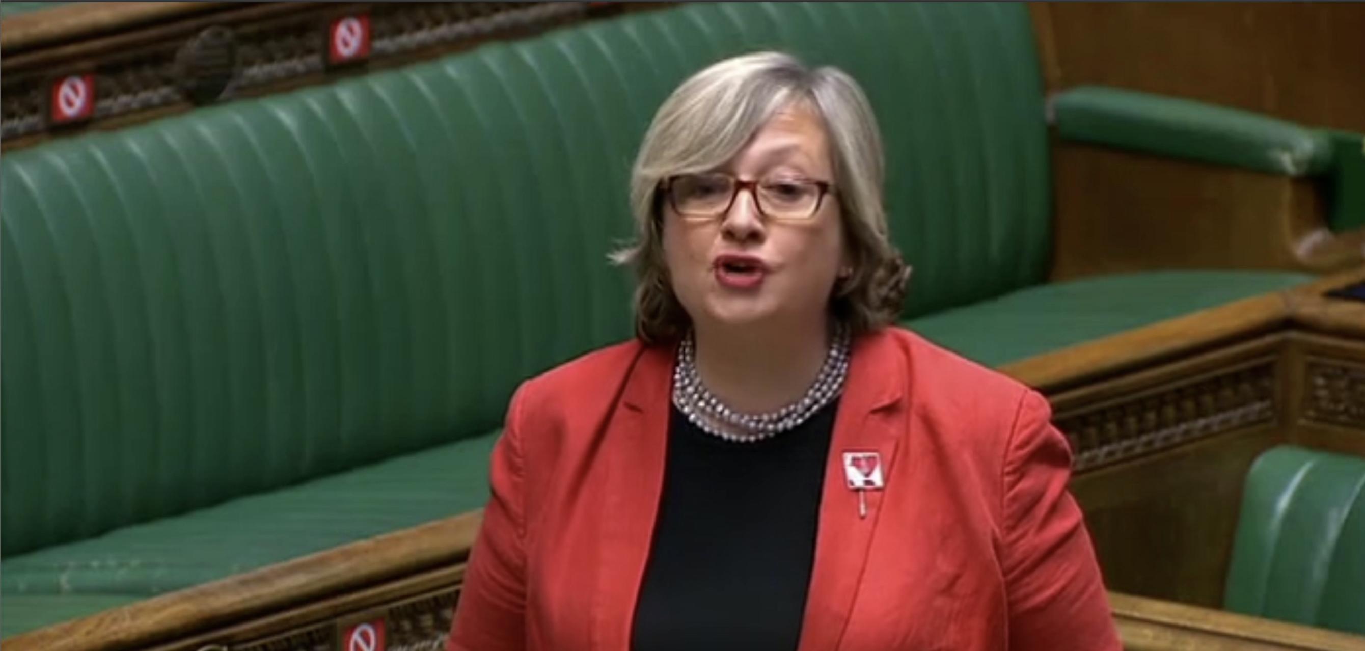 Joanna Cherry, SNP MP