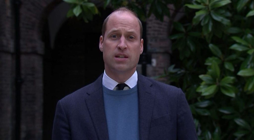 Prince William responds to Lord Dyson's Bashir report