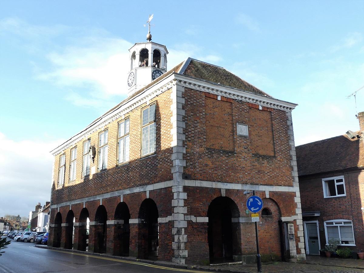 Old Amersham Market Hall