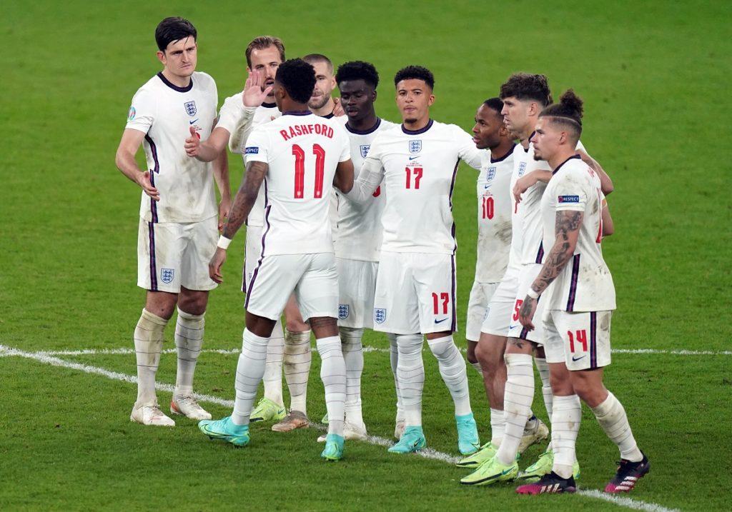 Italy v England - UEFA Euro 2020 Final - Wembley Stadium