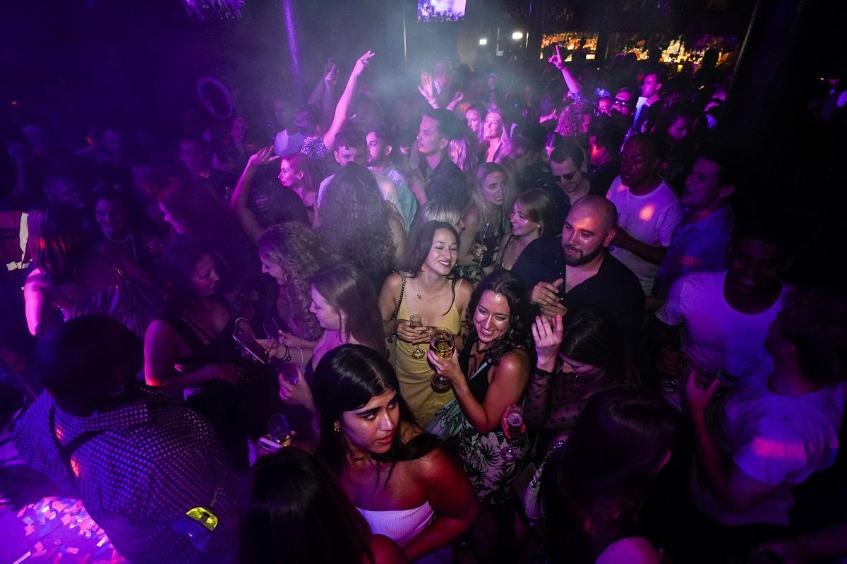 Nightclub reopening