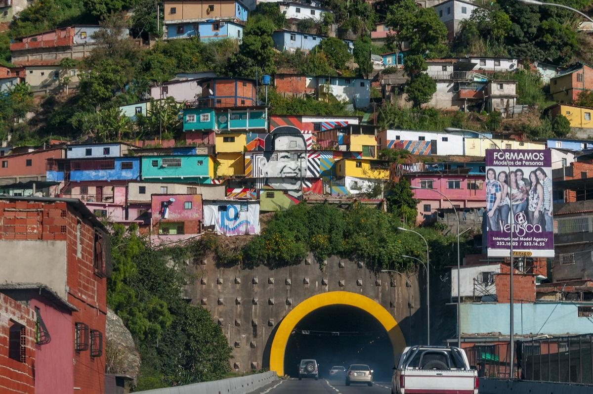 Caracas Favelas