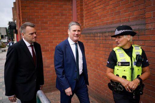 Shadow home secretary calls for 'moral crusade' against crime