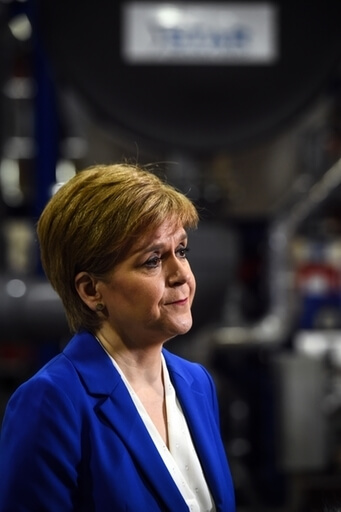 Nicola Sturgeon does not rule out Shetland oil drilling in talk ahead of COP26