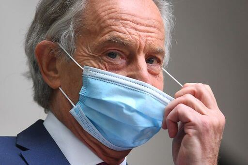 Blair warns of waning vaccine efficacy and demands urgency on booster jabs